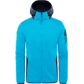 The North Face Merak Jas Heren blauw/turquoise